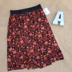 Lularoe Lola Skirt Women's Size L
